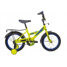 Велосипед 1602 лимонный