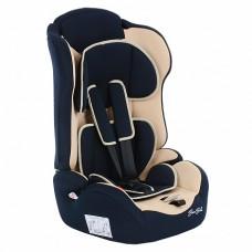 BAMBOLA Удерживающее устройство для детей 9-36 кг PRIMO Т.Синий/Бежевый