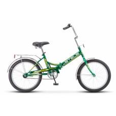 "Велосипед 20"" STELS Pilot-410 (13.5"" Зеленый/желтый) (LU086913)"