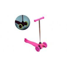 Самокат MINI LED pink