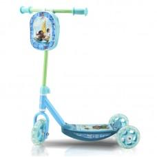 "Самокат Disney ""Моана"" (3 колеса ПВХ 140/120 мм, 56х35х64 см, сталь/пласт., до 20 кг, сумочка) (1070"