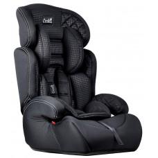 Автокресло детское CS-003 чёрный (бифлекс)/ black, YB702A/bk