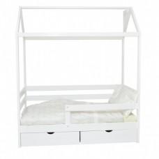 Кроватка домик Everflo Chalet ES-111 milk