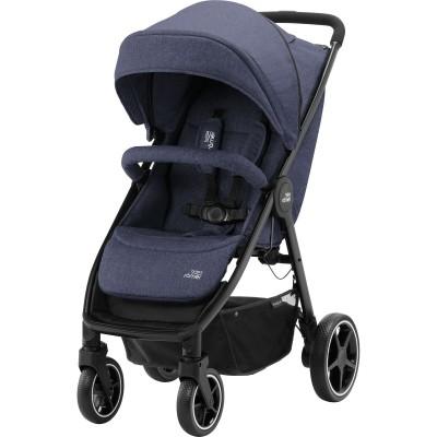 Детская коляска B-Agile M Navy Inc