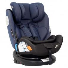 """Автокресло C05001 """"GT"""" isofix Top Tether группа 0+-1-2-3 (0-36 кг) jeans black/blue"""