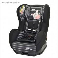 Автокресло Cosmo SP Animals Zebre (черный)