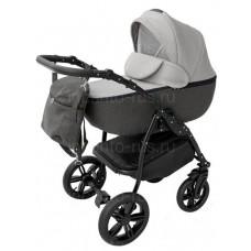 Детская коляска INCANTO ALBA цвет графит L серый (8)