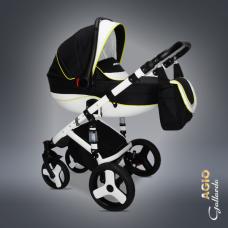 Детская коляска AGIO Gallardo 3 в 1 color 01