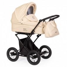 Детская коляска-люлька BEBIZARO CLASSIC CREAM BZCC/09