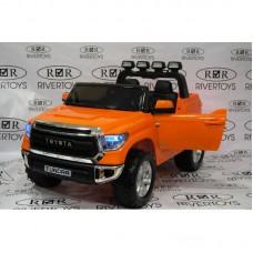Детский электромобили Tundra mini (JJ2266) оранжевый