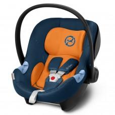 Автокресло Aton M i-Size Tropical Blue