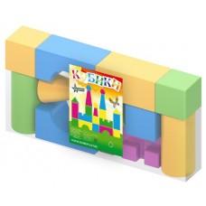 Кубики Нордпласт Конструктор выдувной 402