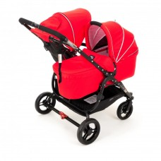 Люлька Valco baby External Bassinet для Snap Duo / Fire red 9963