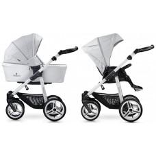 Детская коляска 2в1 Venicci Pure Stone Grey