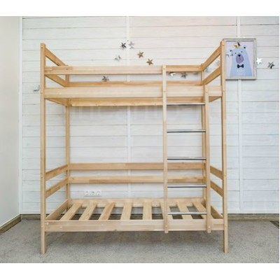 Двухъярусная кровать Altezza цвет натуральный