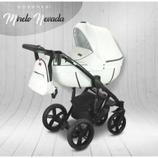 Детская коляскa Mirelo Nevada Eco 2 в 1 color 01