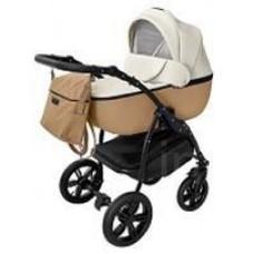 Детская коляска INCANTO ALBA цвет т.беж беж. (9)