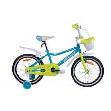 Велосипед детск. Aist Wiki 18 (голубой)