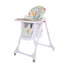 Baby Care, Стульчик Fiesta (серый)