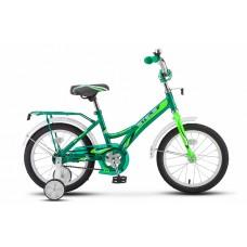 "Велосипед 16"" STELS Talisman 11"" Зелёный арт.Z010(LU088623)"