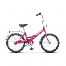 """Велосипед 20"""" STELS Pilot-310 13"""" Малиновый арт.Z011(LU086911)"""
