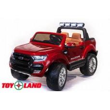 Электромобиль Ford Ranger 2017 NEW 4X4 красный