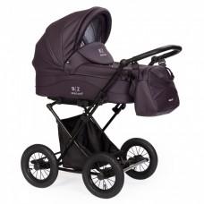 Детская коляска-люлька BEBIZARO CLASSIC PLUM BZCC/10
