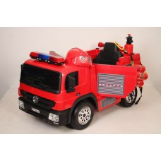 Детский электромобиль A222AA красный