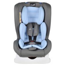 Автокресло детское CS-001 (2) голубой/серый / Blue/Gray, YB101A/b