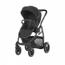 Детская прогулочная коляска EVO XT BLACK GREY