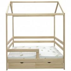 Кроватка домик Everflo Finland ES-113 кarelian