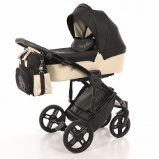 Детская коляска Nuovita Diamante 2 в 1 Beige / Бежевый