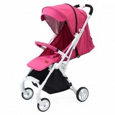 Прогулочная коляска Nuovita Sfera Rosa, Bianco / Розовый, Белый