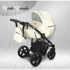 Детская коляскa Mirelo Nevada Eco 2 в 1 color 02