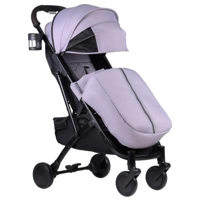 Коляска детская прогулочная Farfello Easy Go Comfort Light Grey Светло-серый