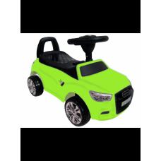 Детский толокар AUDI JY-Z01A зеленый