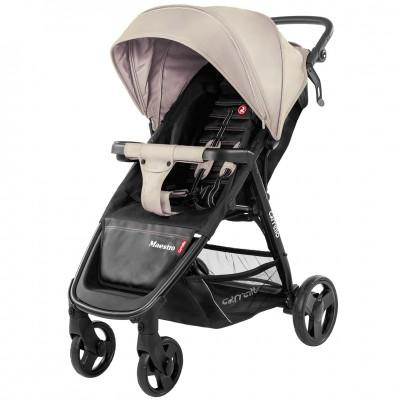 Детская коляска CARRELLO Maestro CRL-1414 Sand Beige