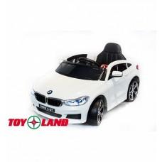 Электромобиль BMW 6 GT JJ2164 белый