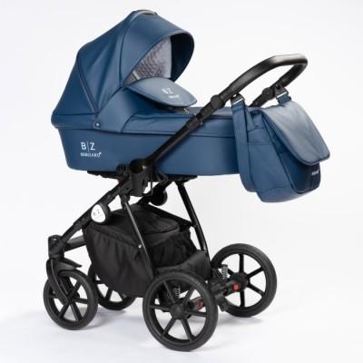 Детская коляска 2 в 1 BEBIZARO REMY BLUE BZRY/09