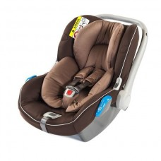 AVIONAUT Удерживающее устройство для детей 0-13кг KITE т.коричневый/шоколадный вкладыш