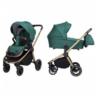 Детская коляска 2 в 1 CARRELLO Epica CRL-8510 Tea Green