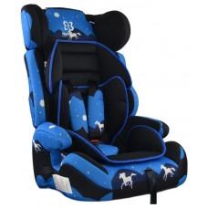 Автокресло детское Farfello GE-E ночное небо (blue+colorful)