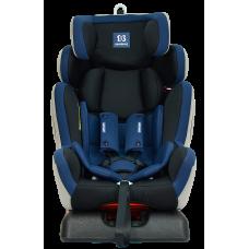 Автокресло детское Farfello Х30 синий (blue+black)