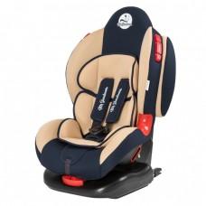 Автомобильное кресло Mr Sandman Future Isofix 9-25 кг Т. Синий/Бежевый