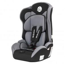 Автомобильное кресло Mr Sandman Safe Road 9-36 кг Черный/Серый