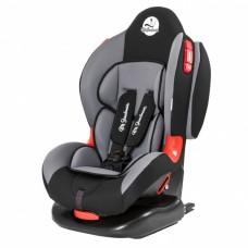 Автомобильное кресло Mr Sandman Future Isofix 9-25 кг Черный/Серый