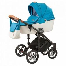 Детская коляска Nuovita Carro Sport 2 в 1 Marino bianco/Морской белый