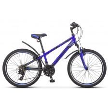 "Велосипед 24"" STELS Navigator-440 V (13"" Синий)(LU092157)"