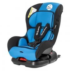 Автомобильное кресло Mr Sandman Young Isofix 0-18 кг Черный/Синий