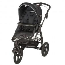 Прогулочная коляска Bebe Confort High Trek цвет (Black Raven)